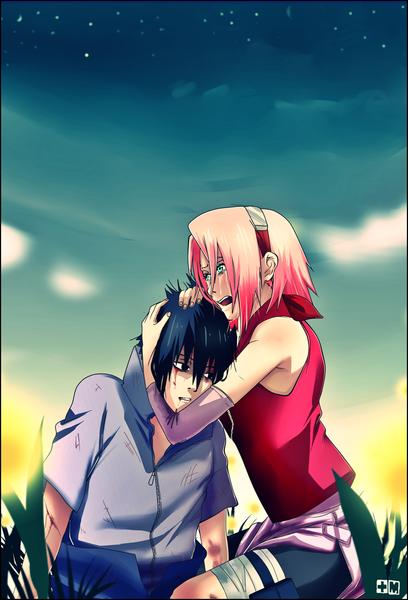 ems sasuke vs edo itachi