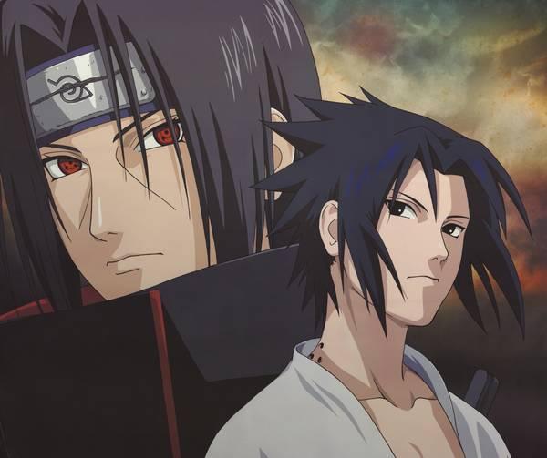 gambar naruto vs sasuke berubah